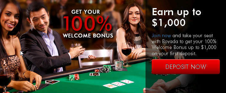 First Deposit Poker Bonuses