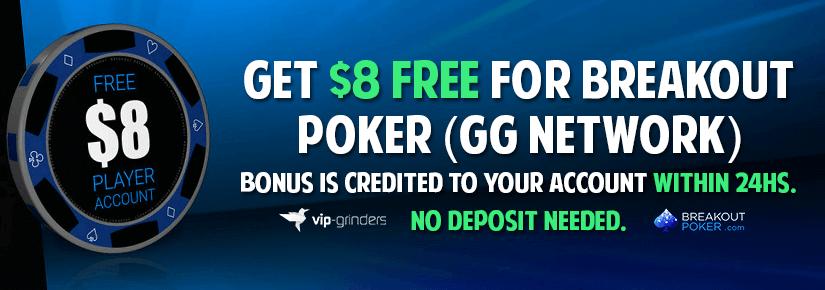 free poker bonus no deposit needed